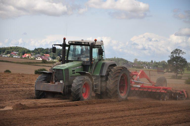 Nowe części do traktorów