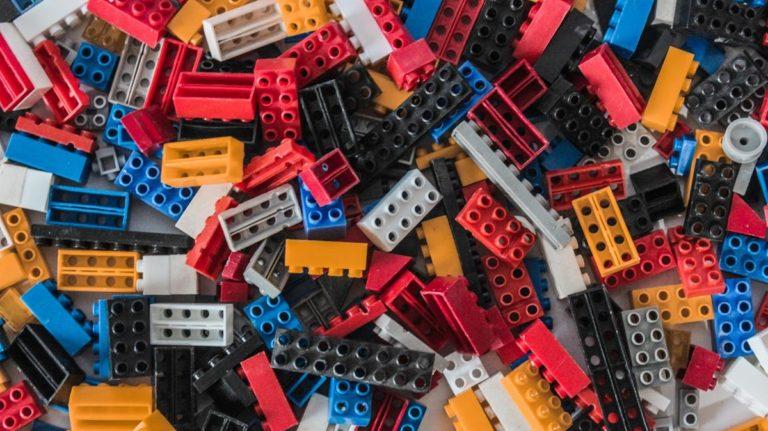 Zestawy Lego zapewniają wiele godzin wspaniałej zabawy