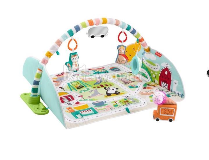 Zapewnij maluchowi bezpieczne miejsce do zabawy