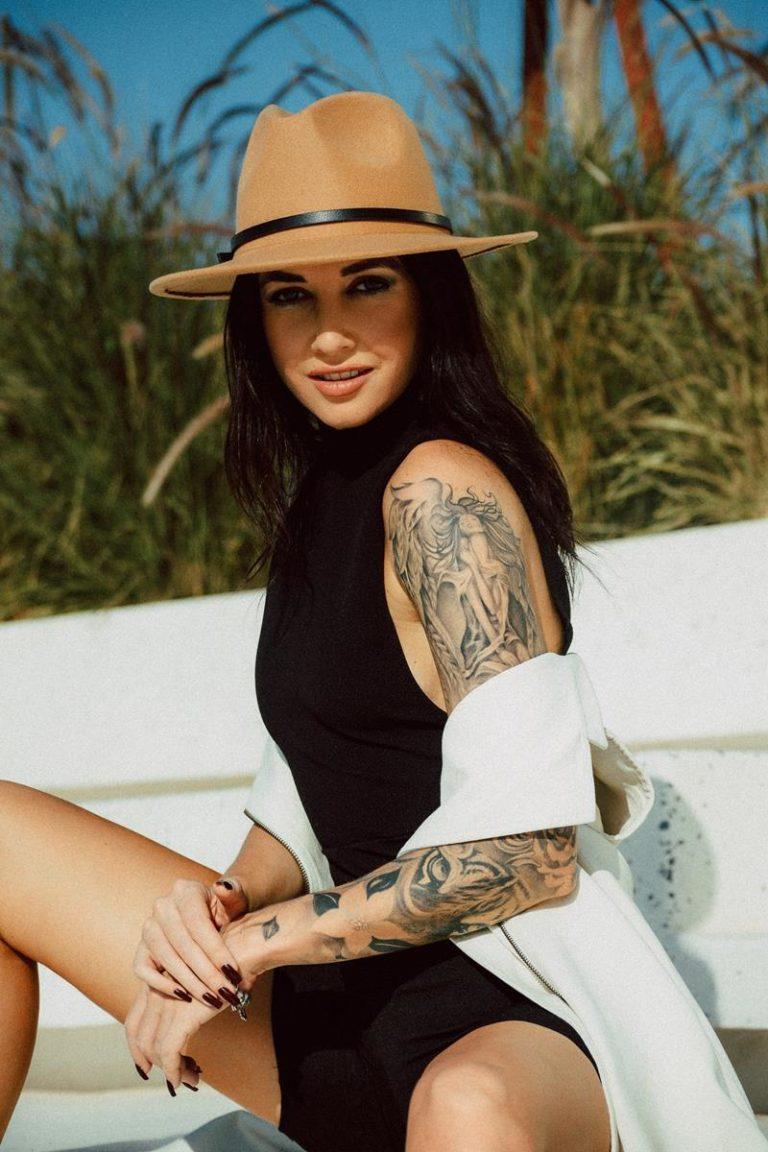 Najlepsze tatuaże dla kobiet