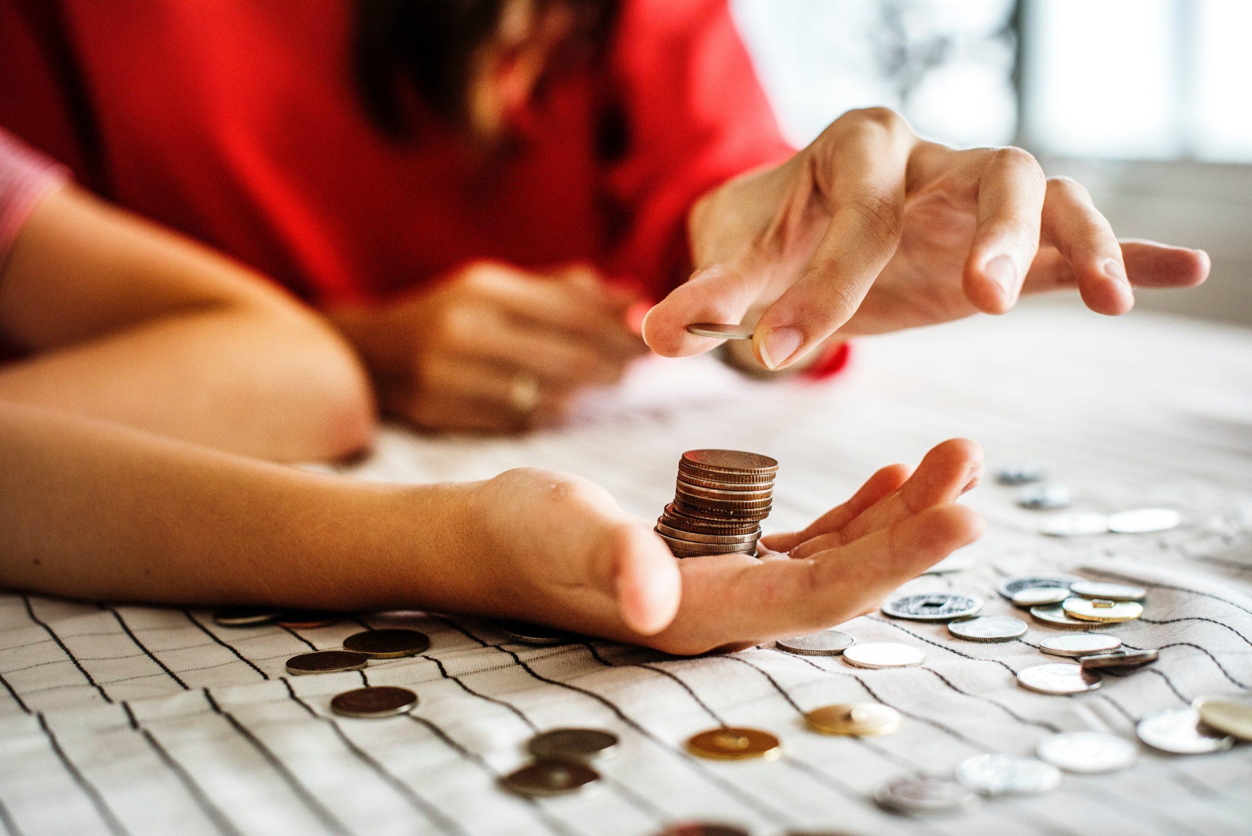 Wybieranie ofert kredytów