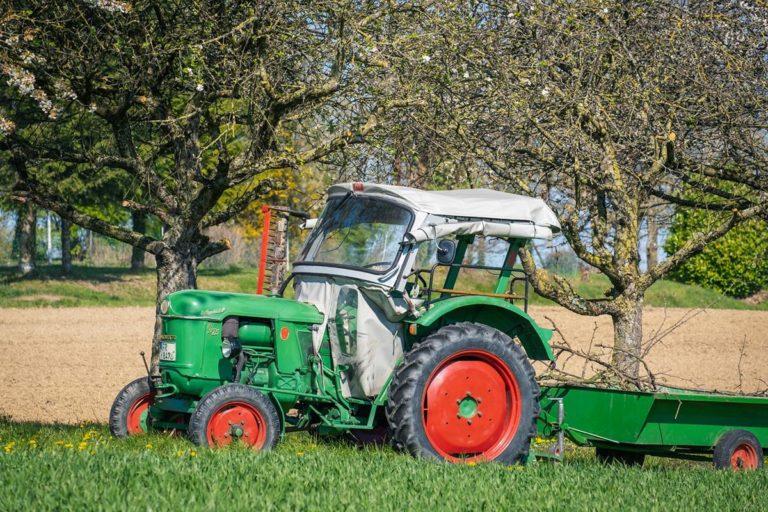 Warto mieć łatwy dostęp do części zamiennych do maszyn rolniczych