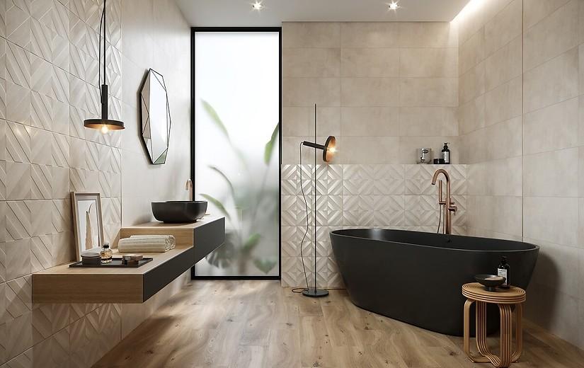 Czy białe płytki do łazienki to dobry wybór